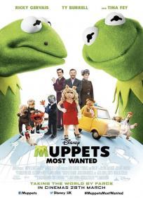 Muppets 2 – Procurados e Amados
