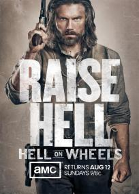 Hell on Wheels - 2ª Temporada