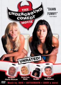 The Underground Comedy Movie