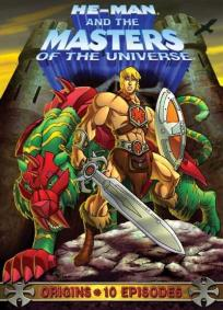 He-Man e os Mestres do Universo: O Início