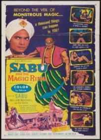 Sabu e o Anel Mágico
