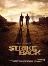 Strike Back - 3ª Temporada