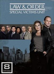Lei e Ordem: Unidade de Vitimas Especiais - 8ª Temporada