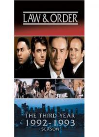 Lei e Ordem - 3ª Temporada