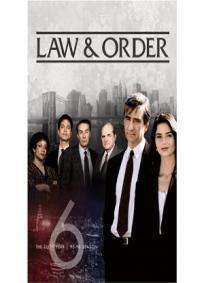 Lei e Ordem - 6ª Temporada
