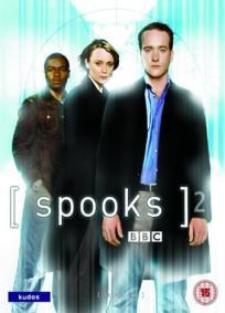 Dupla Identidade/Spooks - 2ª Temporada