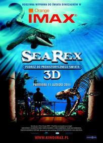 Sea Rex 3D - Jornada ao mundo pré-histórico