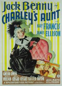 A Tia de Carlitos (1941)