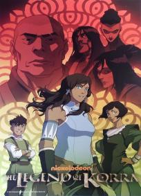 Avatar: A Lenda de Korra - 3ª Temporada