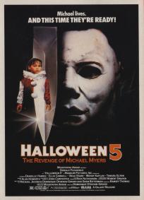 Halloween 5 - A Vingança de Michael Myers