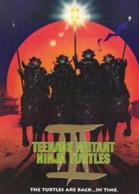 As Tartarugas Ninja 3