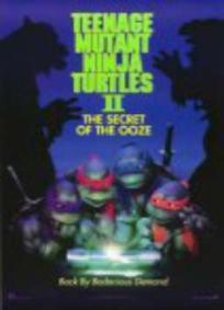 As Tartarugas Ninja 2 - O Segredo do Ooze