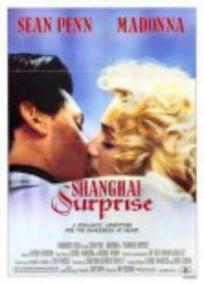 Surpresa de Shanghai