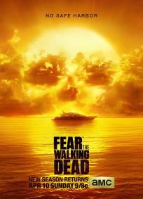 Fear the Walking Dead - 2ª temporada
