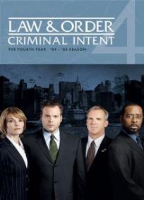Law & Order - Criminal Intent - 4ª Temporada