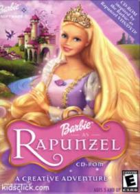 Barbie Princesa Rapunzel