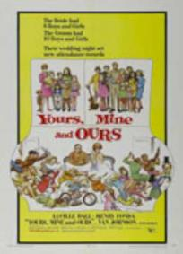 Os Seus, os Meus e os Nossos (1968)