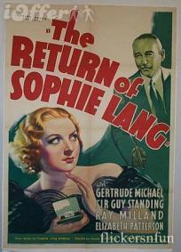 A Volta de Miss Lang