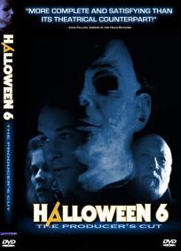 Halloween 6 - A Versão do Produtor