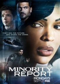 Minority Report - 1ª Temporada