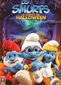 Os Smurfs - O Conto de Halloween