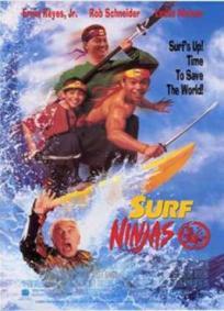 Surfistas Ninjas