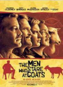 Homens Que Encaravam Cabras