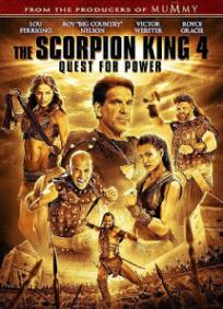 O Escorpião Rei: O Último Trono