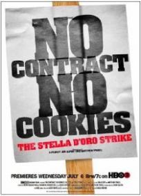 Sem Contrato, Sem Biscoito: A Greve da Stella D