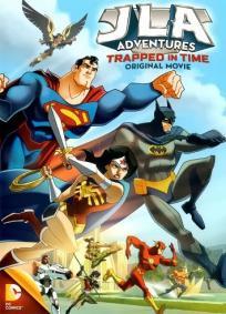 As Aventuras da Liga da Justiça - Armadilha do Tempo