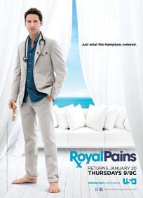 Royal Pains - 5ª Temprada