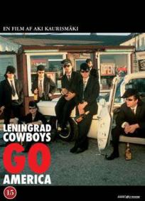 Os Cowboys de Leningrado Vão para a América