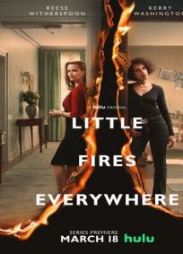 Little Fires Everywhere - 1ª Temporada