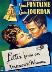 Carta de uma Desconhecida
