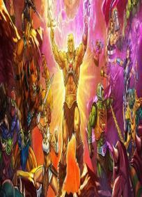 Mestres do Universo Salvando Etérnia