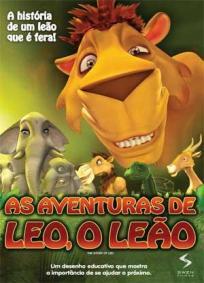 As Aventuras de Léo - O Leão