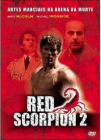 Escorpião Vermelho 2