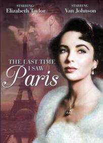 A Última Vez Que Vi Paris