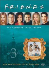 Friends - 3ª Temporada