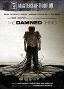 Mestres do Horror - The Damned Thing