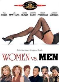 Mulheres x Homens