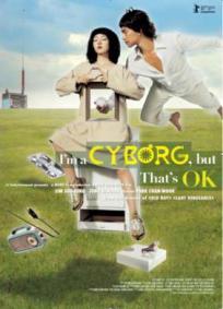 Eu Sou um Cyborg, Mas Tudo Bem