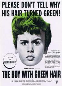O Menino dos Cabelos Verdes