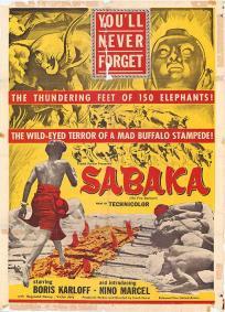 Sabaka, O Demônio de Fogo