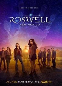 Roswell, New Mexico - 2ª Temporada