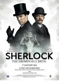 Sherlock A Noiva Abominável - Especial de Natal