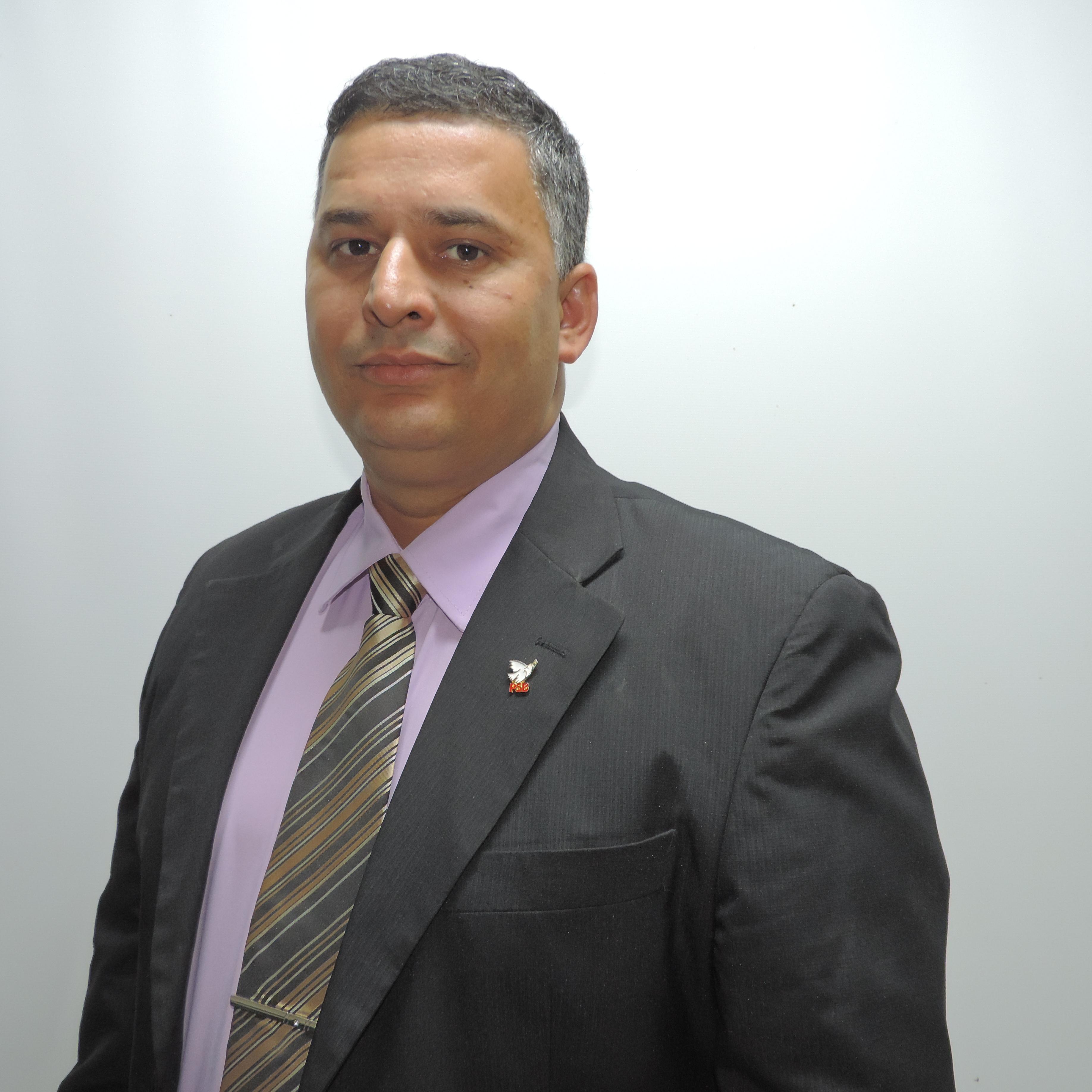 Ver. Gilmar Pereira da Silva (PSB)