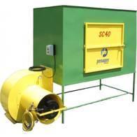 Abonador para granulados aplicador dorsal Penagos SC-40