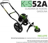 Guadañadora Kapotha K-S52A