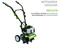 Motoazada Kapotha Groundwork 1.95 Hp